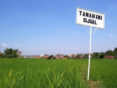 Info Tanah Dijual Area Surabaya