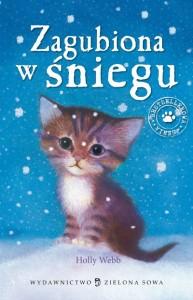 Zagubiona w śniegu - Holly Webb