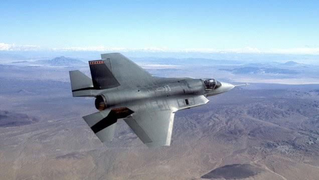 F-35: costi lievitati mettono in difficoltà gli USA