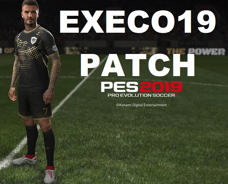PES 2019 EXECO 19 Smoke Patch Season 2018/2019 ~ FolderWEPES