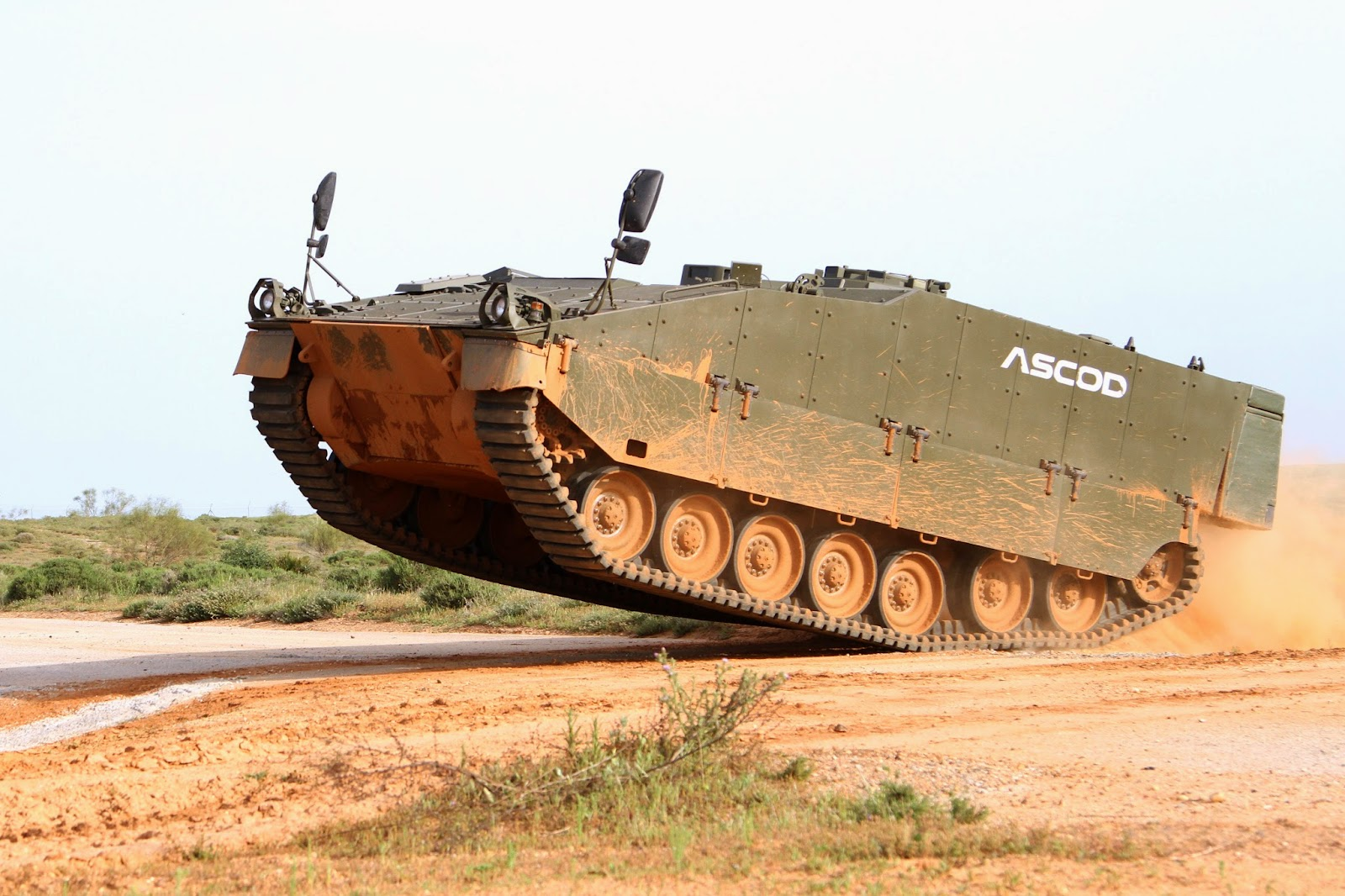 MILITARY TECHNOLOGY: Eurosatory 2014: The Affordable New