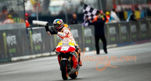 Hasil MotoGP Le Mans Perancis 2013