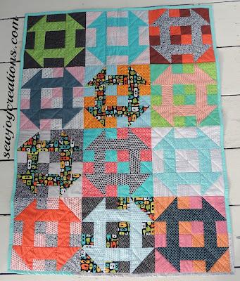 churn baby churn baby quilt sewjoycreations design