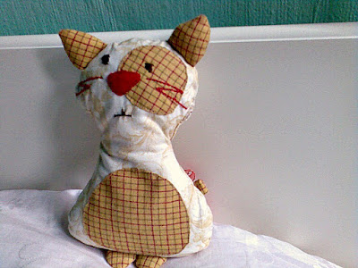 Puppilalla, DIY, Soft Toy, Sewing