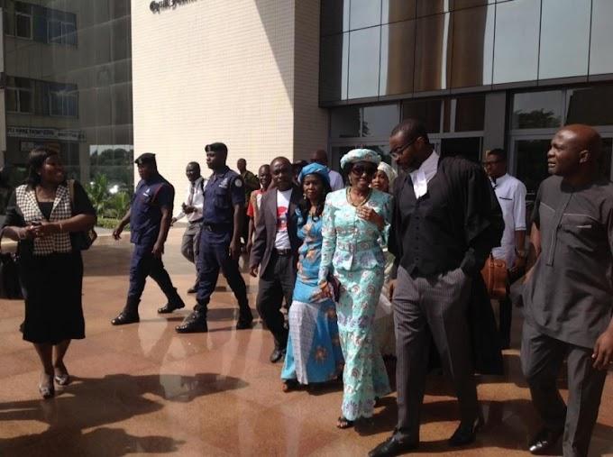 Nana Konadu files new suit against EC