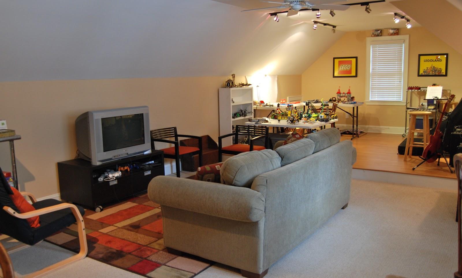 Imparting Grace: Bonus Room Re-do