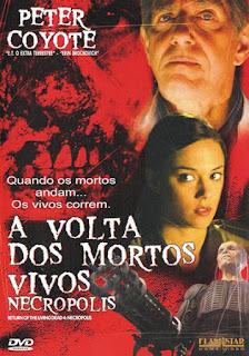 A Volta dos Mortos Vivos: Necropolis - DVDRip Dublado