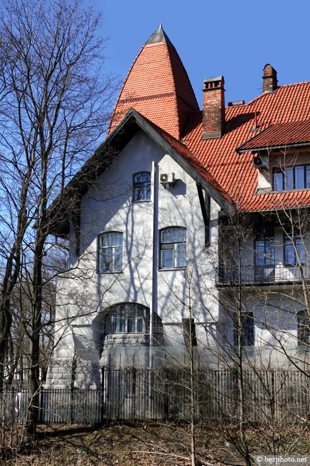 особняк Фолленвейдера