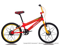 20 Inch United Vigour 01 BMX Bike
