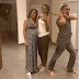 Majid Michel, His Wife And Yvonne Nelson In Funny Photo