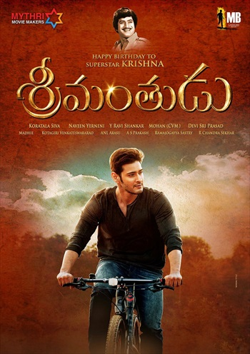 Srimanthudu 2015 Multi Audio Hindi Movie Download
