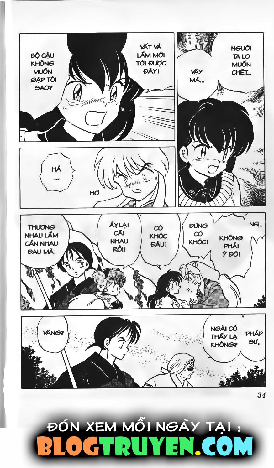 Inuyasha vol 08.2 trang 13