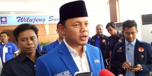 Dukung Jokowi, Walkot Bogor Terpilih Bima Arya Siap Dipecat dari PAN