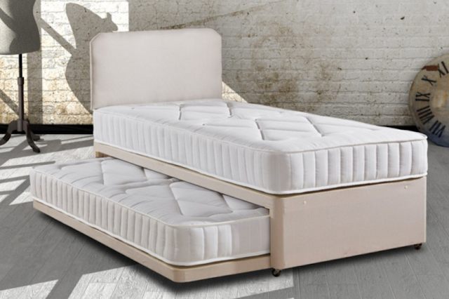 Bed Guru guest bed trundle
