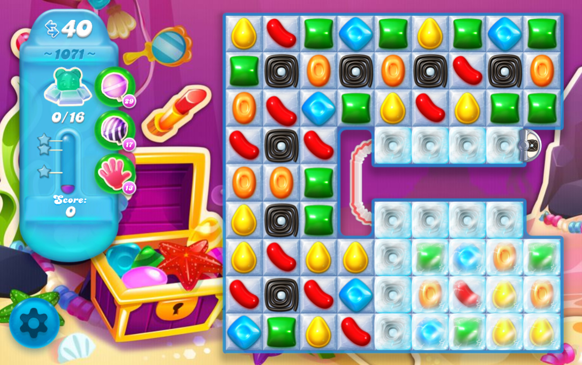 Candy Crush Soda Saga 1071