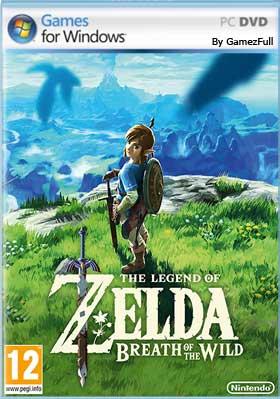 The Legend of Zelda Breath of the Wild emulado para pc full español mega y google drive.
