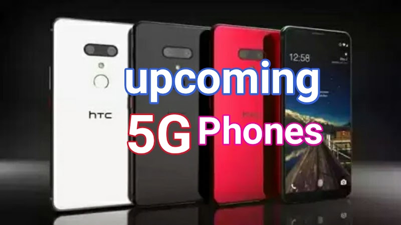 Upcoming 5g smart phones price & specifications 2018