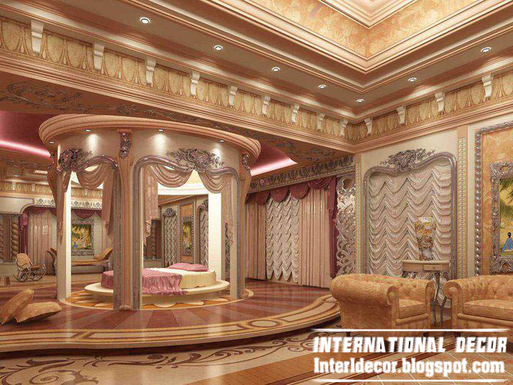 Royal Home Designs: Royal Bedroom 2015 Luxury Interior Design Furniture