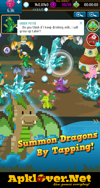 Dragon Keepers MOD APK unlimited money