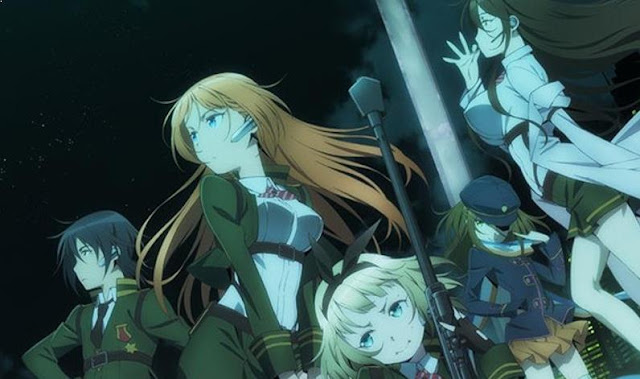 Taimadou Gakuen 35 Shiken Shoutai - Daftar Anime Buatan Silver Link Terbaik