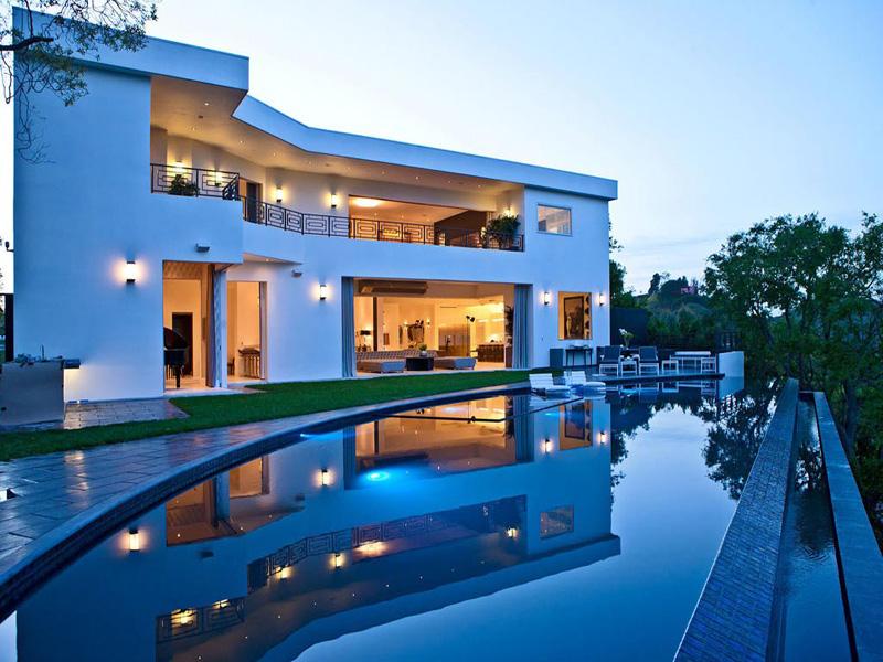 Desain Rumah Mewah 2 Lantai Dengan Kolam Renang ... & 10 Desain Rumah Mewah 2 Lantai Dengan Kolam Renang | Design Rumah ...