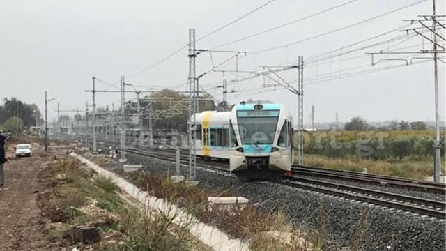 ΤΡΑΙΝΟΣΕ: Κανονικά τα δρομολόγια μετά τον εκτροχιασμό τρένου στο Λιανοκλάδι