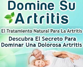Domine Su Artritis, Tratamiento Natural