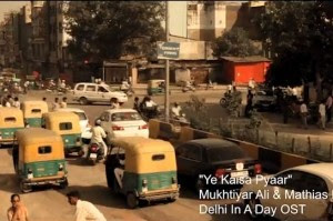 Ye Kaisa Pyaar Lyrics & Video - Delhi In A Day (2012)