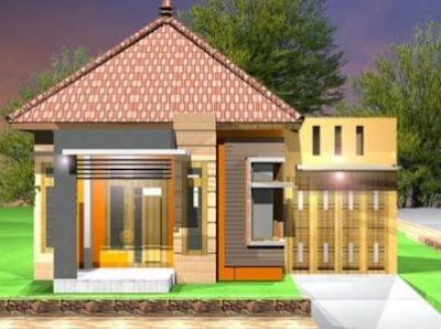 model atap rumah minimalis tipe 36 terbaru
