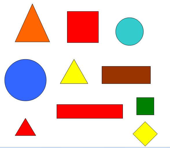 رياضيات : المضلعات