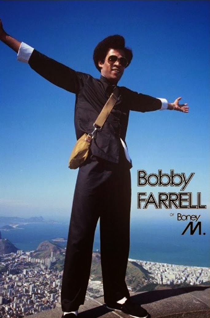 30/12/2016 Bobby Farrell (in memoriam) Bobby