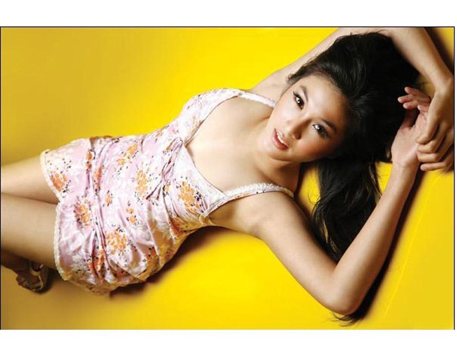 5 Fakta Tentang Sandra Dewi