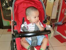 Beli Stroller Merah Sweet Cherry 6 di LAZADA Cantik & Murah