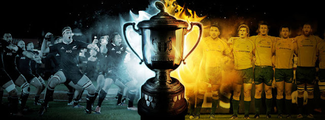 Bledisloe Cup Results