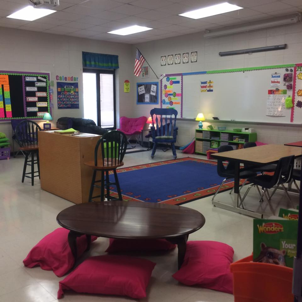 My Kind Of Teaching Flexible Seating Classroom Reveal