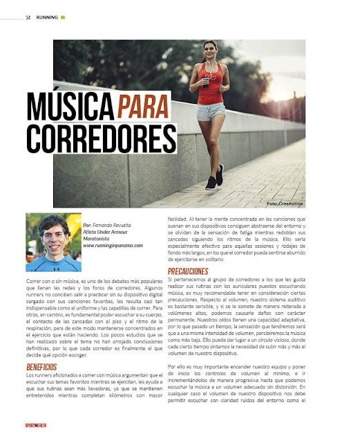 Correr con Música