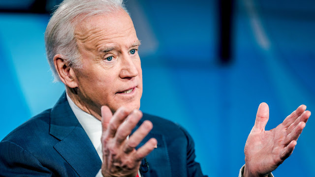 Biden: Trump would be 'abdicating the responsibility of the presidency' if he pleaded the Fifth Amendment in Mueller's Russia probe