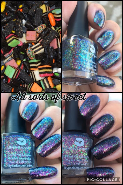 Lilypad Lacquer Allsorts of Sweet