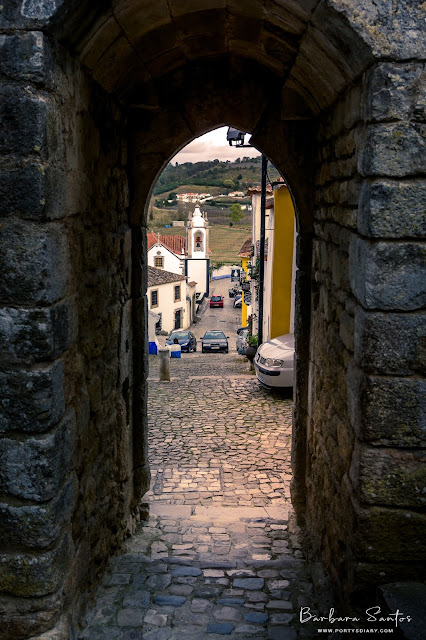 Travel | Visiting beautiful village of Óbidos, Portugal.