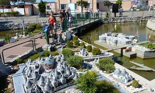 Italia en Miniatura, Bari.