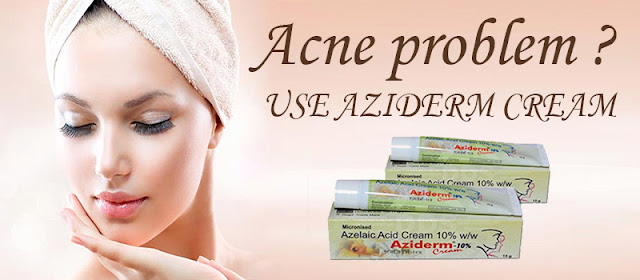 aziderm 10 azelaic acid cream
