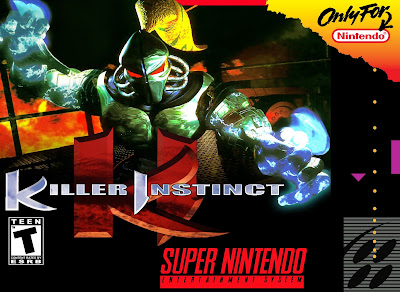 Killer Instinct - SNES [Em Português - Download]