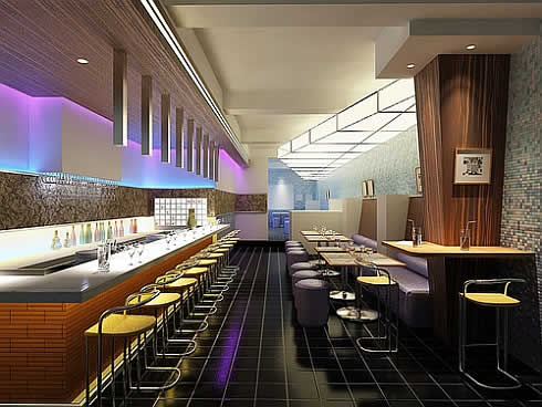 Beautiful Bar And Restaurant Desaign Concepts New Home Ideas- Restaurant Bar Designs With Beautiful
