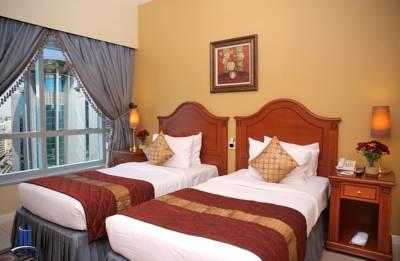 فندق و شقق كونكورد الإمارات