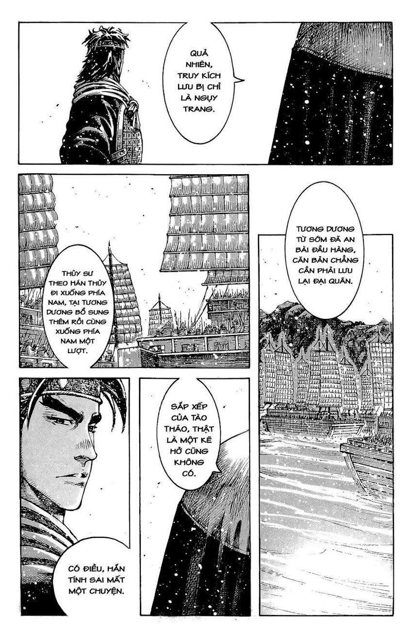 Hỏa phụng liêu nguyên Chương 382: Tào Tháo nam hạ [Remake] trang 17