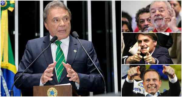 Pesquisa Coloca Alvaro Dias como candidato a governador do Estado com 31%