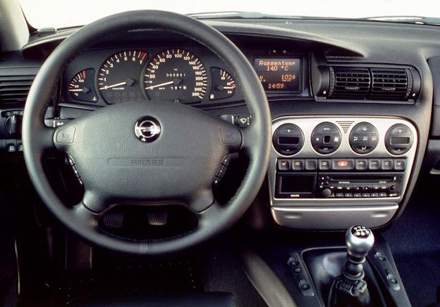 Opel Omega Sport V6 1994