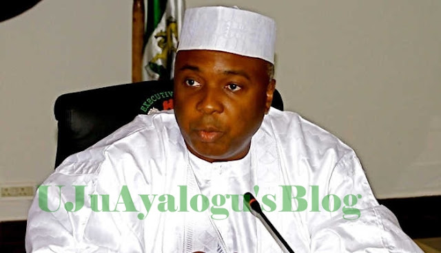 SATIRE: How @BukolaSaraki Died For @GEJonathan To Live Again