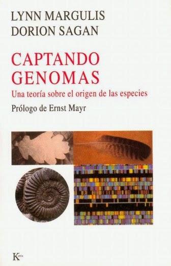 """Captando genomas"" - Lynn Margulis, Dorion Sagan."