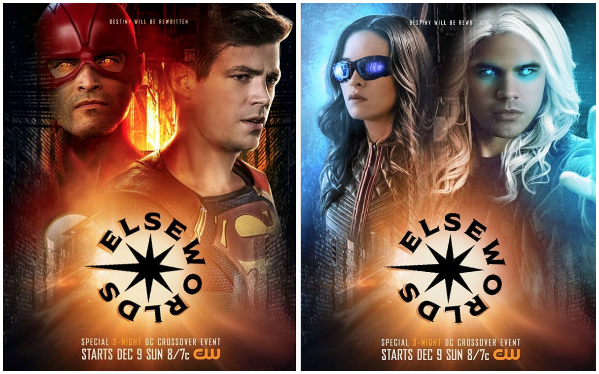 ELSEWORLDS on The CW